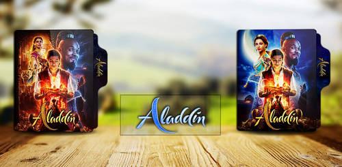 Aladdin (2019) folder icon by RkoMilan