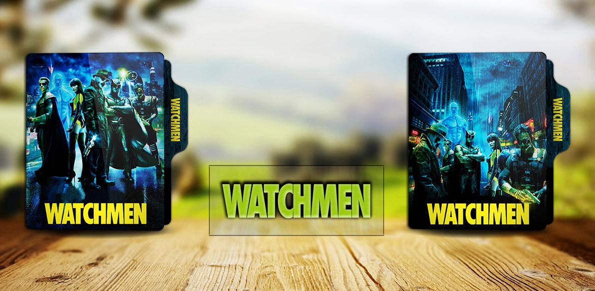 Watchmen 2009 Folder Icon By Rkomilan On Deviantart