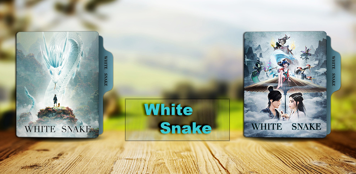 White Snake 2019 Folder Icon By Rkomilan On Deviantart