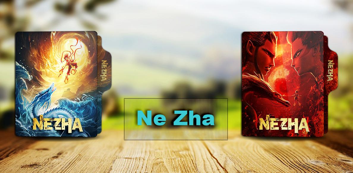 Ne Zha 2019 Folder Icon By Rkomilan On Deviantart