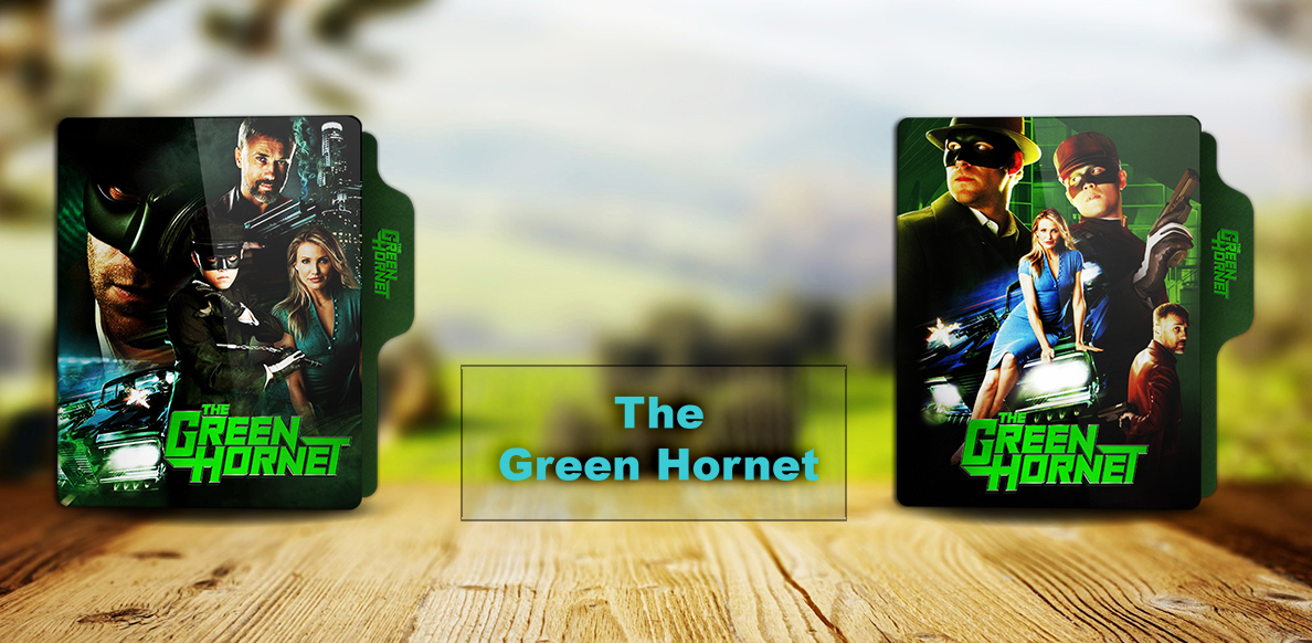 The Green Hornet 2011 Folder Icon By Rkomilan On Deviantart