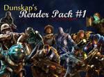 Dunskap's Render Pack #1