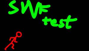 [SWF Test]Stickman Test by Nine-K