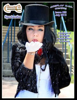 CosplayNYC Magazine July 2013