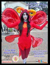 CosplayNYC Magazine August 2013