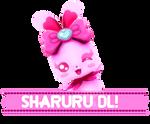 MMD Doki Doki Precure- Sharuru DL!