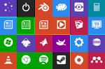 Metro style icon pack