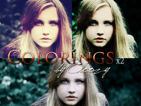 Colorings Pack