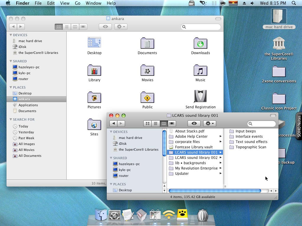 completed system 7 for OS X! ** REVISED ** by ankara-23