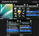 Android for K750