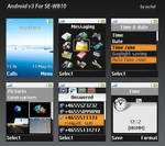 Android v3 for W810
