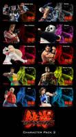 Tekken 6 Character Pack II