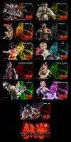Tekken 6 Characters Pack IV