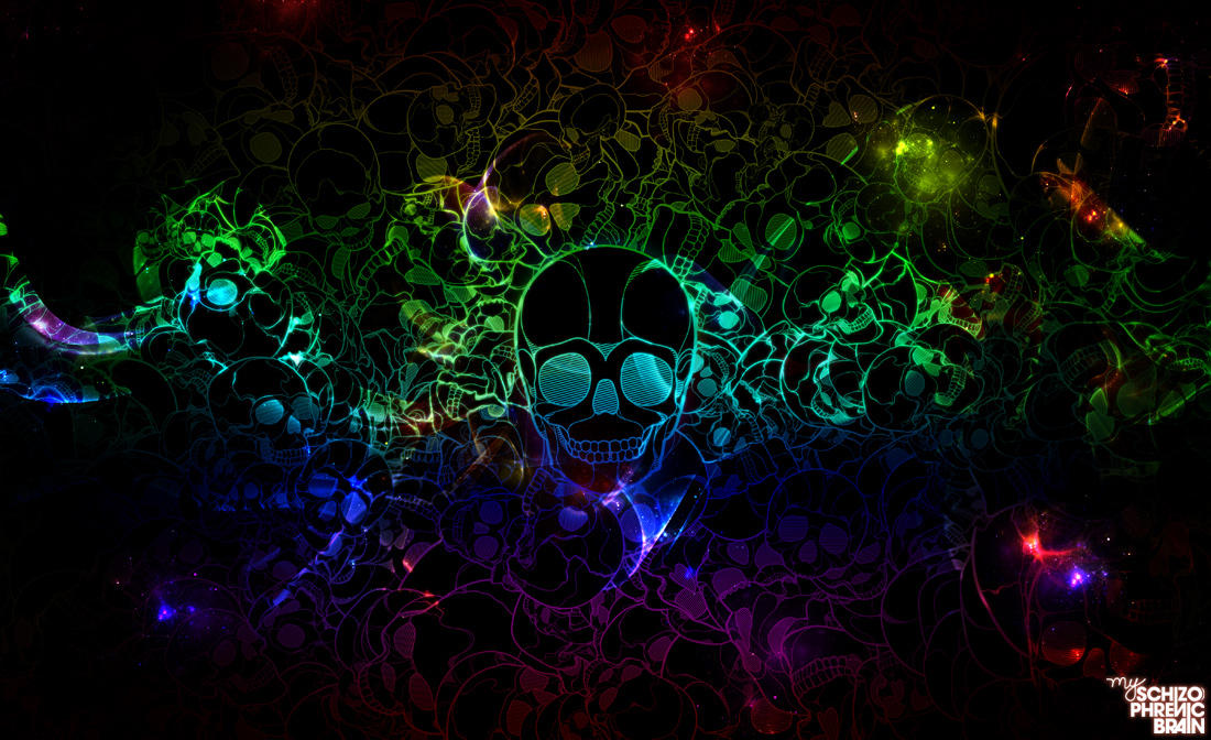 Skull by schizophrenic-brain on DeviantArt