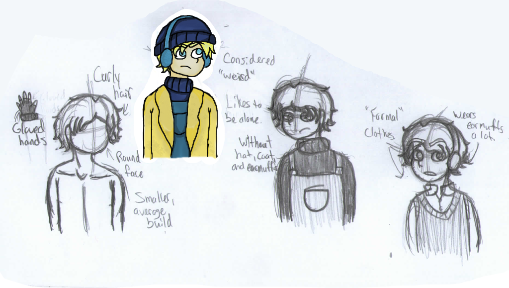 Character Design Study : States me character design study by omgkc on deviantart