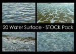 Water Surface Stock Pack