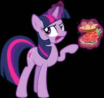 Talking sandwich, Shining Armor style