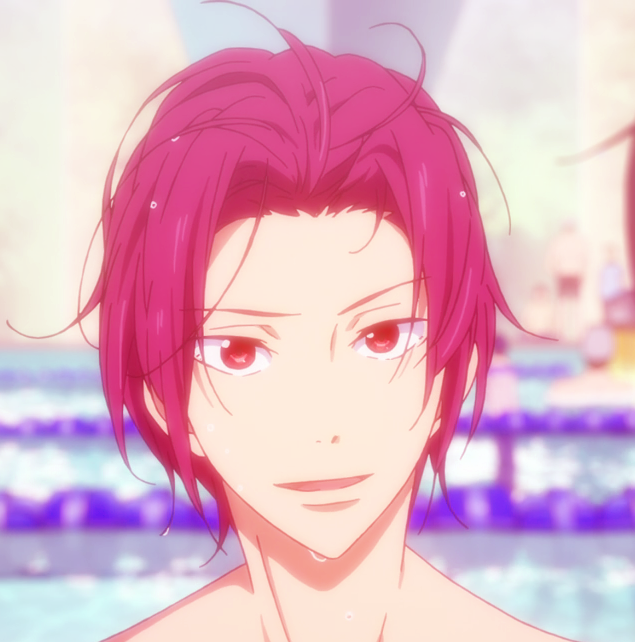 Now Your Turn Rin Matsuoka X Reader By Aocchi On Deviantart