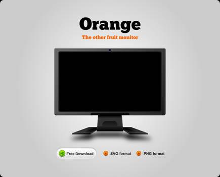 Orange Monitor