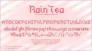 FONT: RainTea