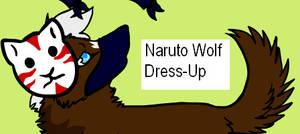 Naruto Wolf Dress-Up by LaZ-Kat