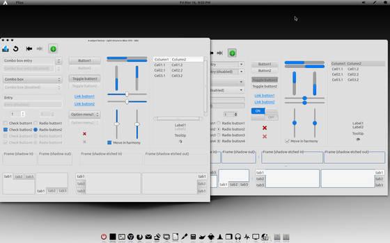Light-Greyness-Blue-GTK Theme V1.1