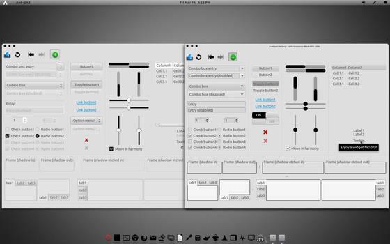 Light-Greyness-Black-GTK Theme v1.1