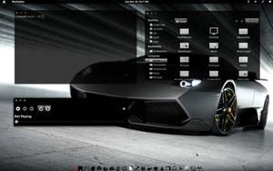 Black-Out-GTK Theme v1 by CraazyT