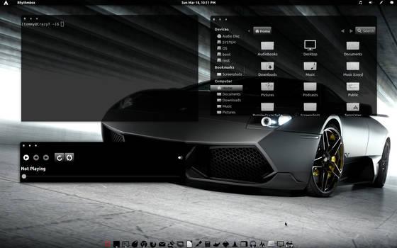 Black-Out-GTK Theme v1
