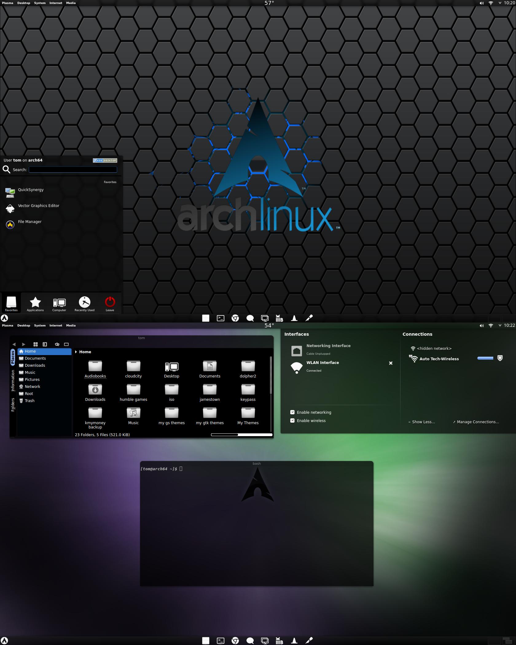 Split off: choices of linux - Pale Moon forum