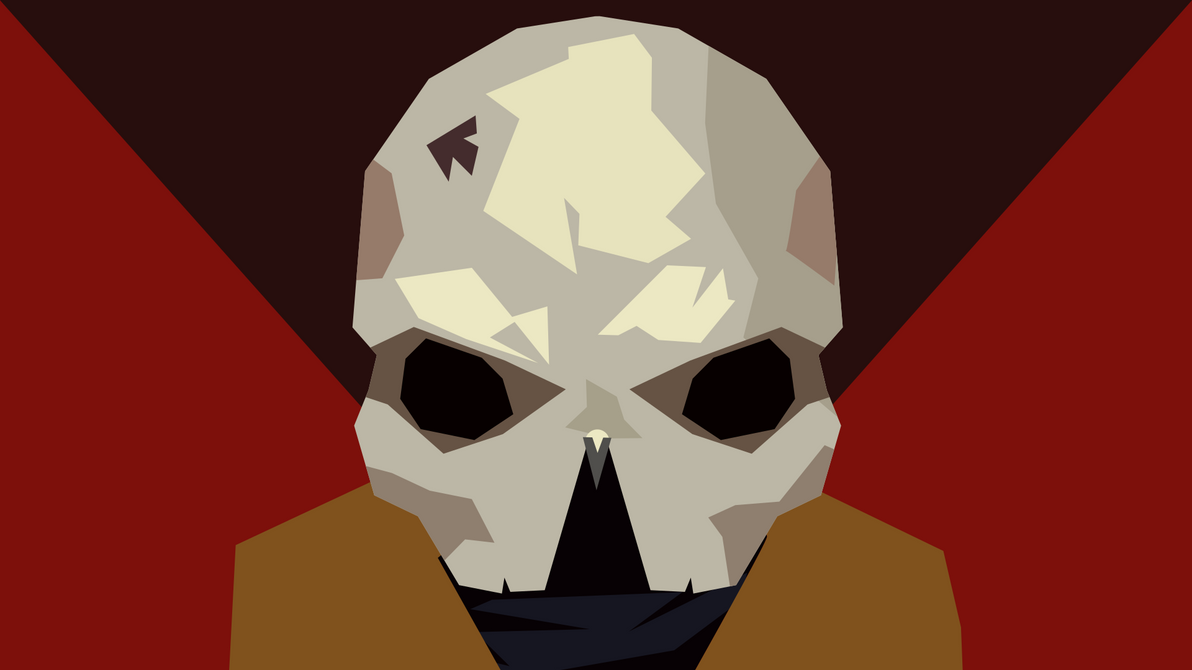 Deadbolt Reaper SVG Fan Art by qubodup