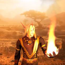 Asthalan Flamebringer (remake)