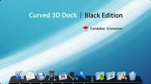 Curved 3D Dock - Black Edition