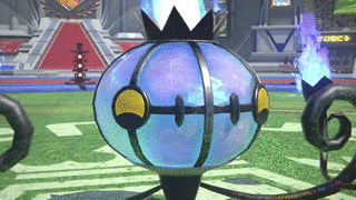 Joy of Chandelure in Pokken Tournament
