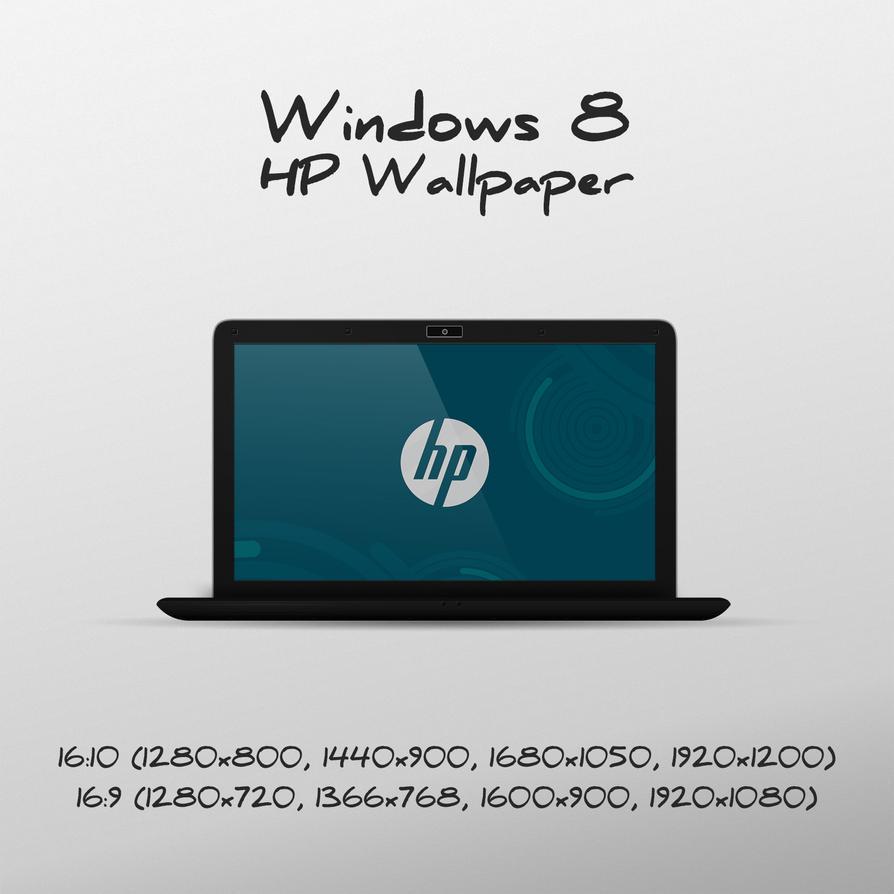 Windows 8 HP wallpaper by luisfccorreia