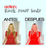 Rock your body  ACTION