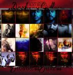 20 icons Tokio Hotel by DarknessEndless