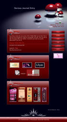 Think Pink FREE Journal CSS