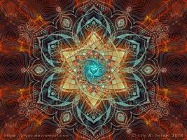 Healing Wallpaper by Lilyas