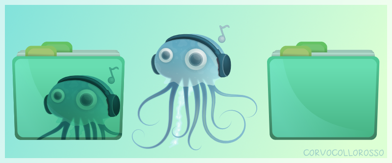 Jellyfish by Corvocollorosso