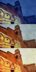 Church by Corvocollorosso
