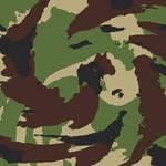 GIMP Military Camo Brush Pack