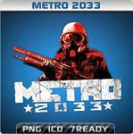METRO 2033 HQ Icon