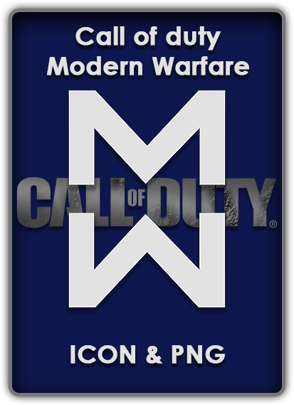 Call Of Duty Modern Warfare 2019 Icon By Redes1gn On Deviantart