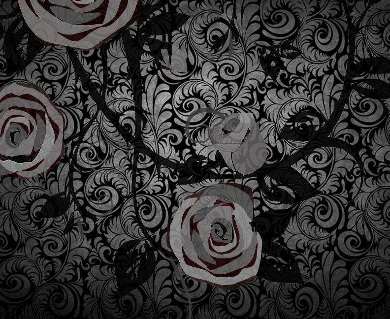 Black Rose Wallpaper By Kageayumusakushi11 On Deviantart