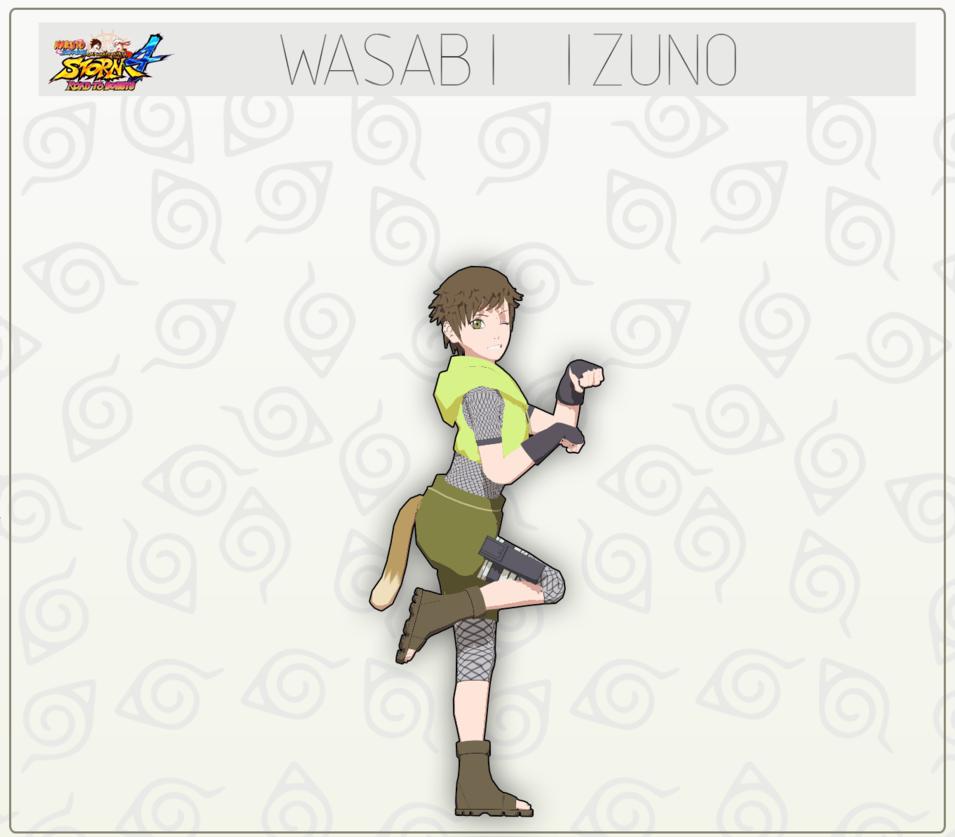 wasabi izuno