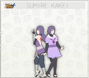 MMD  Sumire Kakei Pack + DL by NaraShadows