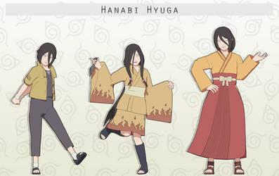 MMD  Hanabi  Hyuga Pack + DL by NaraShadows