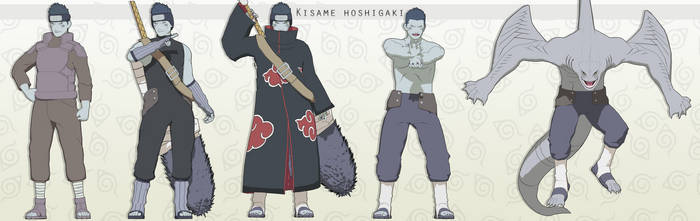 MMD Kisame Hoshigaki Pack + DL by NaraShadows