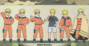 MMD Naruto Uzumaki + DL